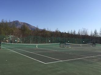 飯綱高原テニスコート