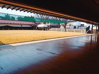 長野運動公園 弓道場