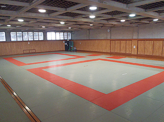 長野運動公園 剣道場・柔道場