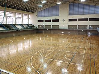 長野運動公園 総合体育館